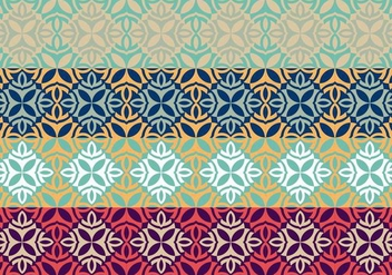 Free Thai Seamless Vector Patterns, Vol. II - бесплатный vector #345379