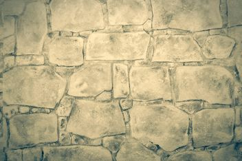 Background of stone wall - image #346629 gratis