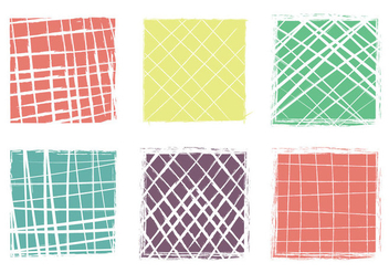 Free Crosshatch Vector Illustration - Kostenloses vector #348689