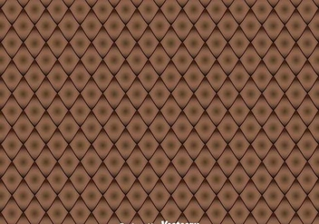 Brown Leather Background - vector #349169 gratis
