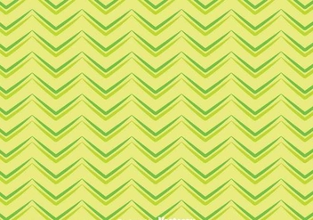 Green Chevron Pattern - Kostenloses vector #349179