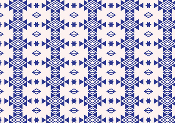 Native abstract pattern background - Free vector #349299