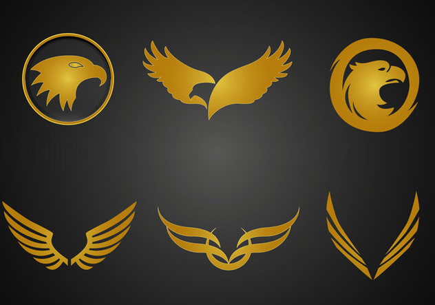 Free Golden Eagle Vector - Free vector #349369