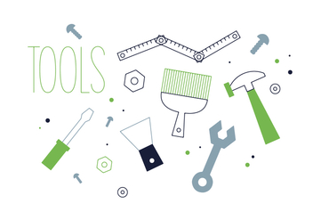 Free Tools Vector - Free vector #352499