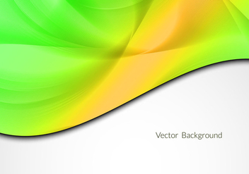 Colorful abstract background - Free vector #354179