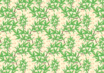 Free Thyme Vector Pattern #1 - vector #354349 gratis