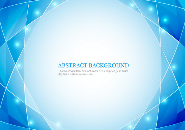 Glowing Polygon Background - Free vector #354509