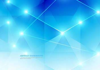Virtual Technology Vector Background - vector gratuit #354989