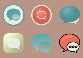 Free Imessage Vector Illustration - бесплатный vector #356479