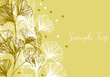 Colorful Floral Background - vector #356589 gratis