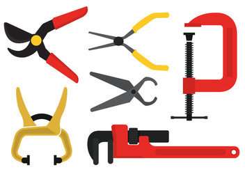 Vector Wrench Icons - Free vector #356909