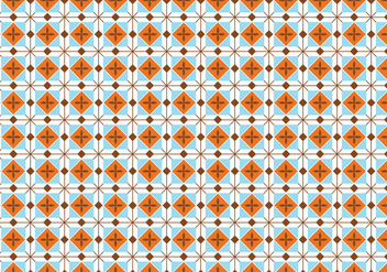 Square Pastel Pattern Background - Free vector #357769