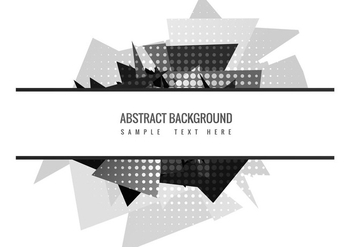 Free Abstract Polygon Vector Background - Free vector #358199