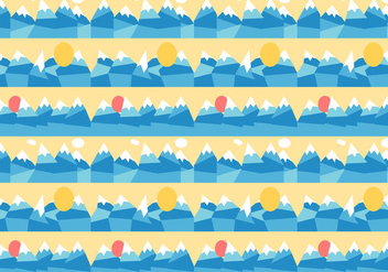 Free Everest Pattern #2 - vector gratuit #358659