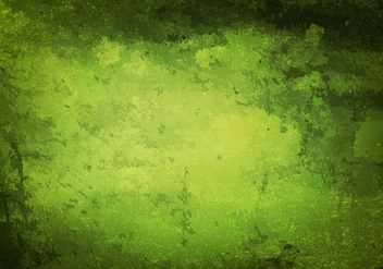 Green Grunge Free Vector Texture - Free vector #359029