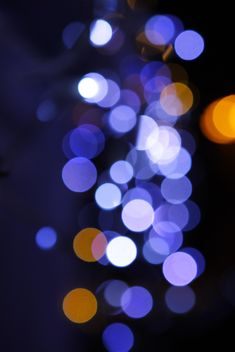 Christmas bokeh background - бесплатный image #359179