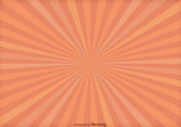 Textured Sunburst Background - vector gratuit #360149