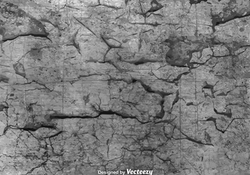 Vector Grunge Wall Texture Background - Free vector #360659