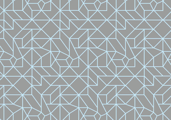 Outline Linear Pattern - vector #361269 gratis