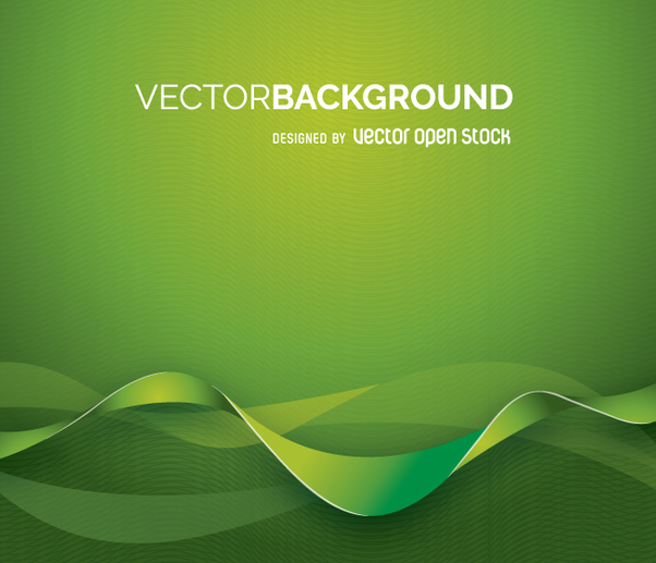 Green backgroung with abstract shapes - бесплатный vector #361989