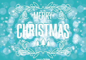 Beautiful Christmas Illustration - vector gratuit #362759