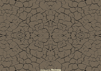 Vector Eroded Land Texture - vector gratuit #363409