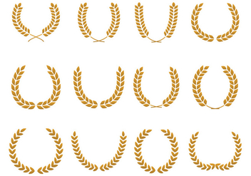 Free Wheat Vector 2 - vector #364109 gratis