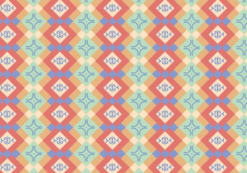 Abstract Native Pattern - vector #364569 gratis