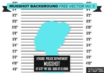 Mugshot Background Free Vector Vol. 5 - vector gratuit #364919