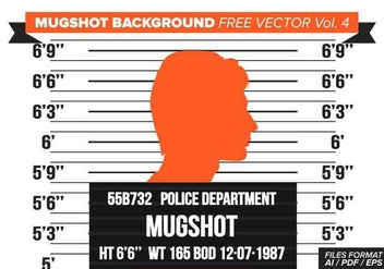 Mugshot Background Free Vector Vol. 4 - vector gratuit #364949