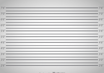 Mugshot Background - vector gratuit #364989