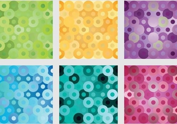 Free Sequins Vector Patterns - Kostenloses vector #364999