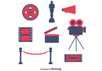 Free Cinema Vector - бесплатный vector #365359