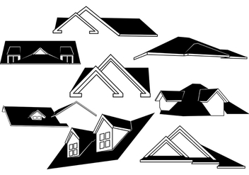 Free Rooftops Vector - Free vector #365769