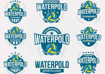Free Water Polo Vector - бесплатный vector #366209