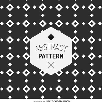 Hipster abstract pattern - vector gratuit #366329