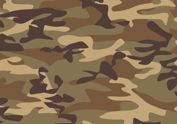Free Camouflage Pattern Vector - бесплатный vector #367029