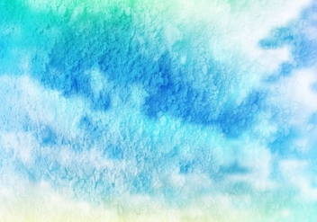 Blue Cloudy Grunge Free Vector Texture - Kostenloses vector #367529