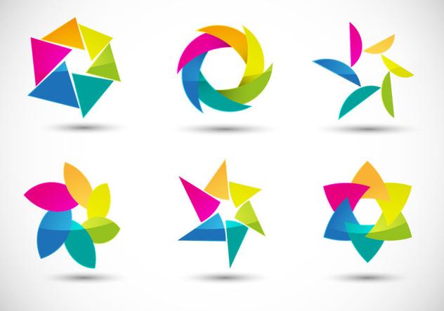 Descargar Vector Color Swatches Logos Vector Gratis 367709   CannyPic