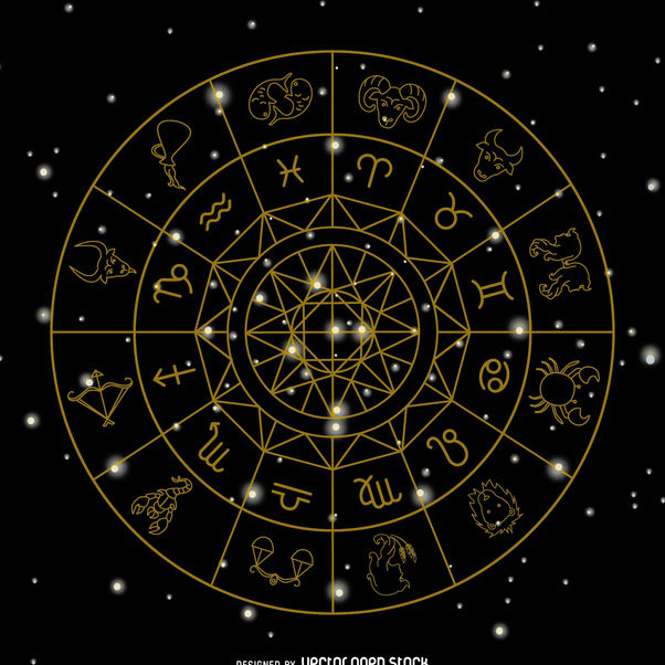 Zodiac Signs Symbols Free Vector Download 368509 | CannyPic