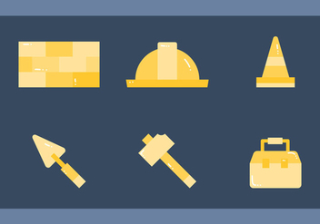 Free Building & Construction Vector Graphic 2 - Kostenloses vector #368569