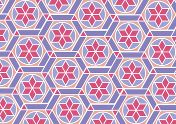 Moroccan Pattern - Free vector #368609