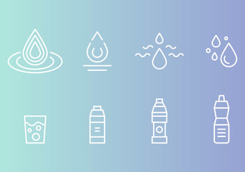 Free Water Vector Graphic 3 - vector #369349 gratis