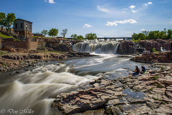 Falls Park, Sioux Falls - Free image #369559