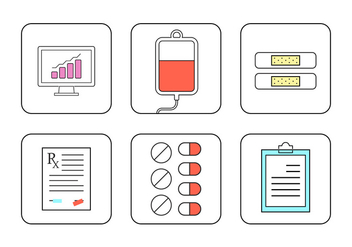 Free Medical Icons - Free vector #371019