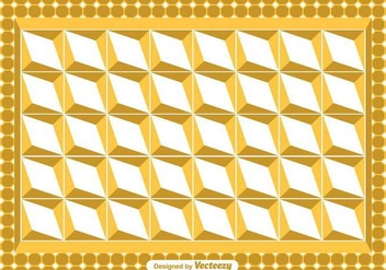 Abstract Background With Geometrical Random Shapes Vector Background - vector gratuit #371169