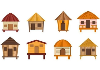 Free Shack Vector - Free vector #372859