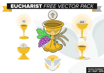 Eucharist Free Vector Pack - бесплатный vector #373919