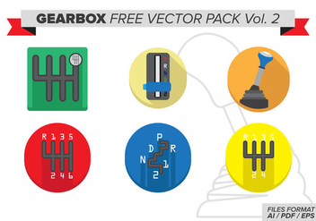 Gearbox Free Vector Pack - Free vector #374479