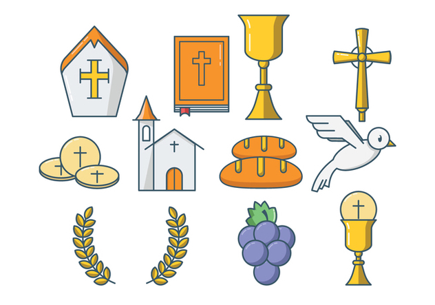 Free Eucharist Vector - бесплатный vector #375099